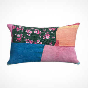 Coussin Kantha N°61 Claire Beaugrand