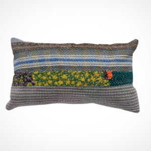 Coussin Kantha N°141 Claire Beaugrand