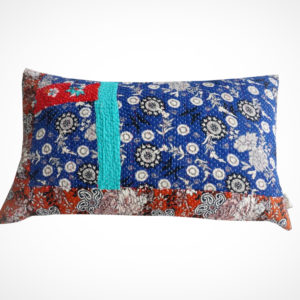 Coussin Kantha N°161 ClaireBeaugrand