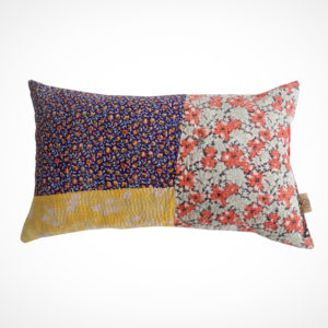 Coussin Kantha N°163 ClaireBeaugrand