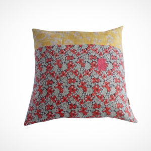 Coussin Kantha N°164 ClaireBeaugrand